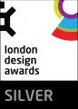 英國 London Design倫敦設計大獎 銀獎